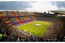 FCB FC BARCELONA STADIUM