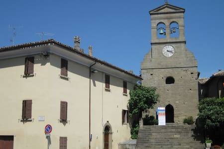 B&B Antica Dimora di Mercatino - Novafeltria - Bed & Breakfast