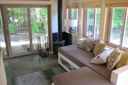 Newly built modern bungalow - Montpelier - Casa