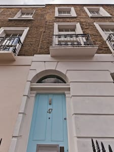 Central Camden, lovely double room - Londra - Casa