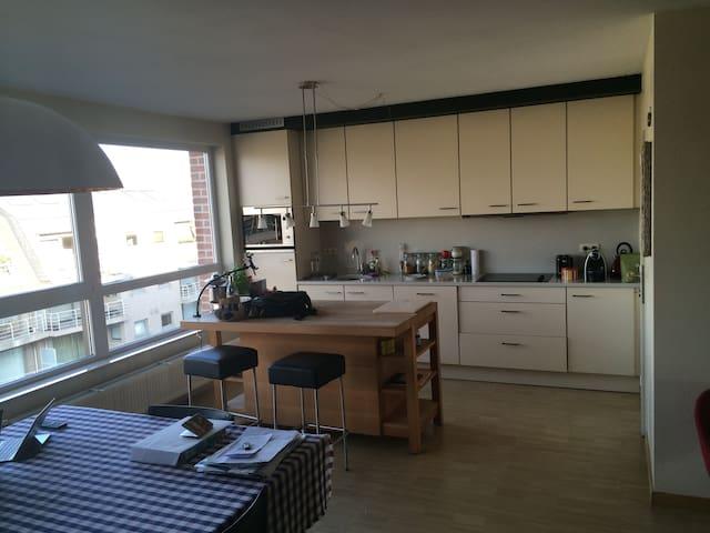 Spacious and very luminous flat - Antwerpen - Wohnung