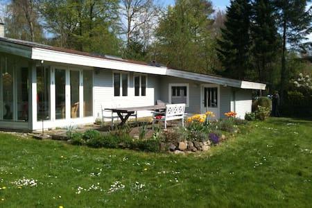 Charming summer cottage - Hornbaek