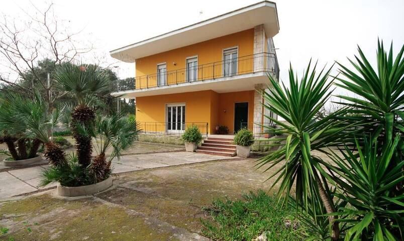 Comoda Villa max 10posti nel verde - Villaggio Dario - 一軒家