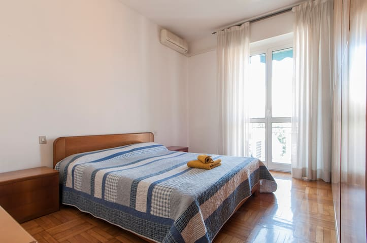 Apartment at 5min by walk to Metro M1 (red) - Sesto San Giovanni