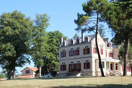 Château au calme près des vignes du Sauternais - Bernos-Beaulac