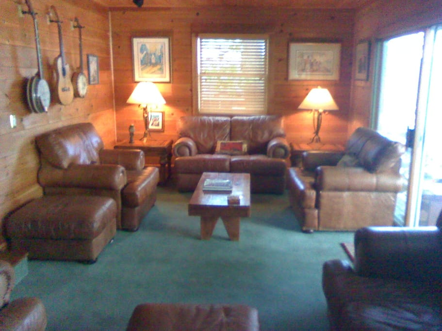 One of the Common Family room for B&B