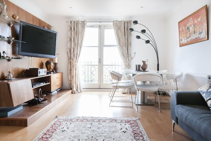 London - Fulham/Earls Court (SW6)