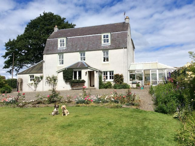 Country House B&B Central Scotland - Doune by Stirling - Bed & Breakfast