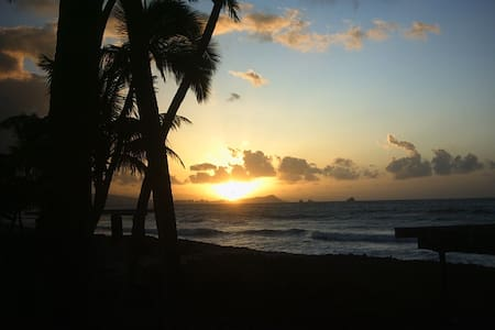 Sandy Beach Studio Apartment  - Ewa Beach