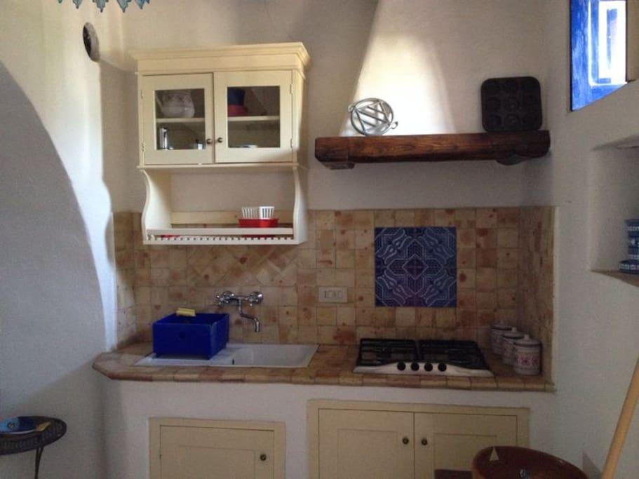 The kitchen - la cucina