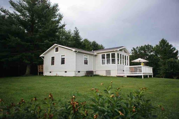 Bally Meade,  Blue Ridge Mtn House
