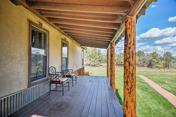 NEW! 4BR House on Working Ranch Outside Durango!