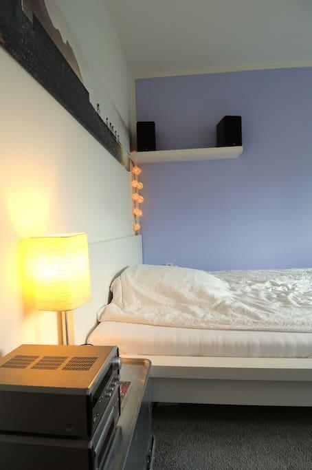 zimmer mit eigenem bad am park bed breakfasts for rent. Black Bedroom Furniture Sets. Home Design Ideas