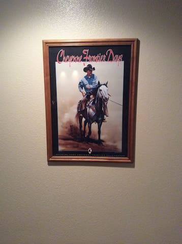 Come stay with us during Cheyenne Frontier Days for a taste of the west!