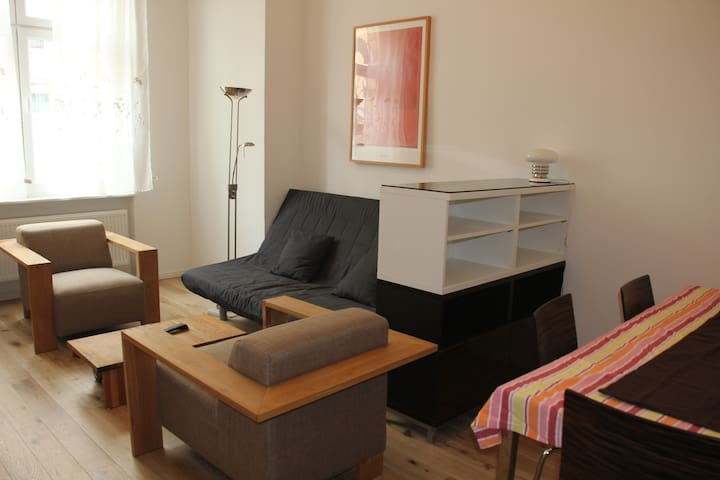 Wendt 3, 2 rooms, central, sleeps 4