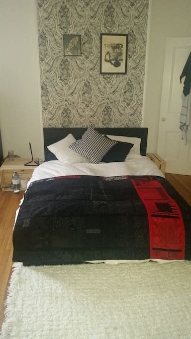 room - double bed