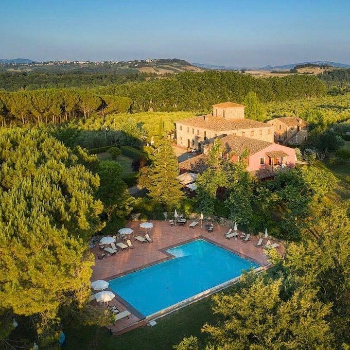 Il Selvino-Trilocale con Piscina in Toscana