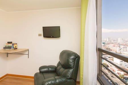 Estudio Metro Toesca - Santiago - Apartment