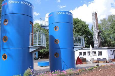 Cool Hoteltower - Berlin