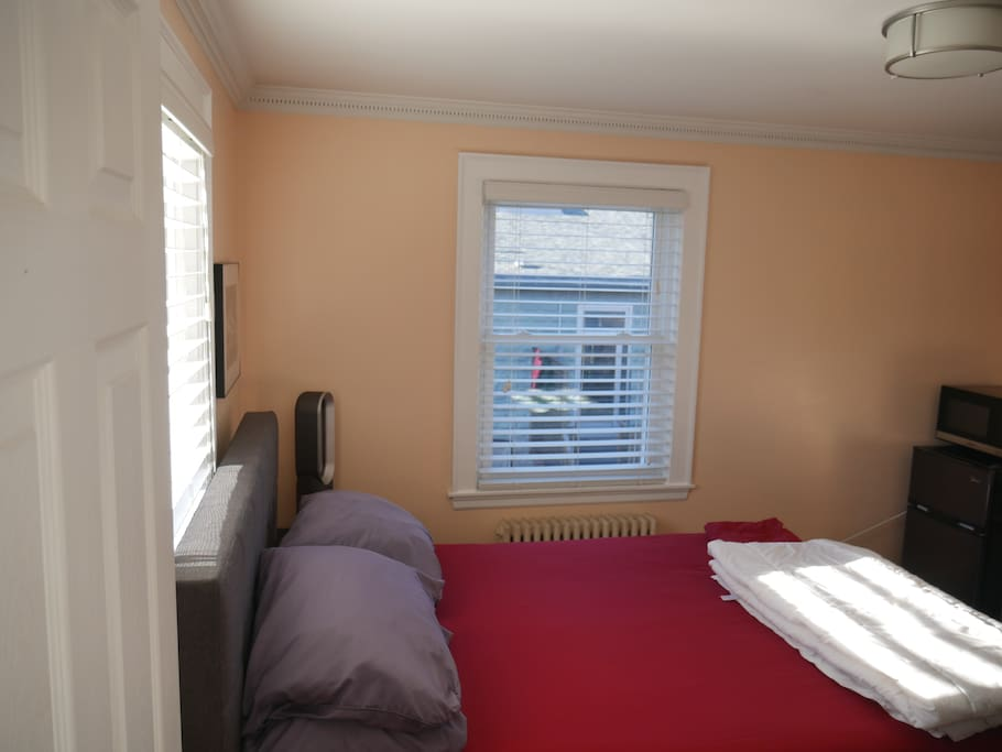 Guest Bedroom with amenities to make you very comfortable