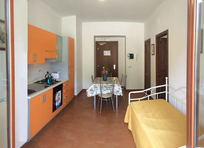 Residence Villa Mare Taormina bilocale 8