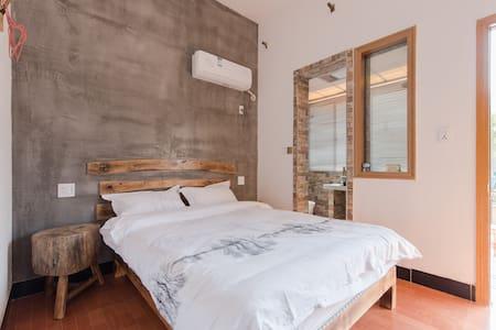 露台大床房 - Huzhou - Bed & Breakfast