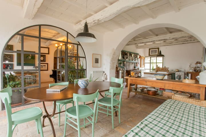 Beautifull farm in Tuscany - Room 2 - Pomarance - Bed & Breakfast