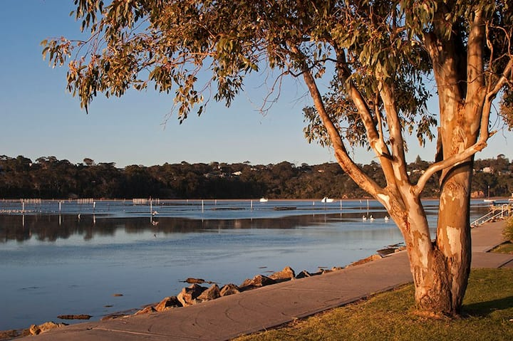 Perfectly located Fishpen apartment Merimbula