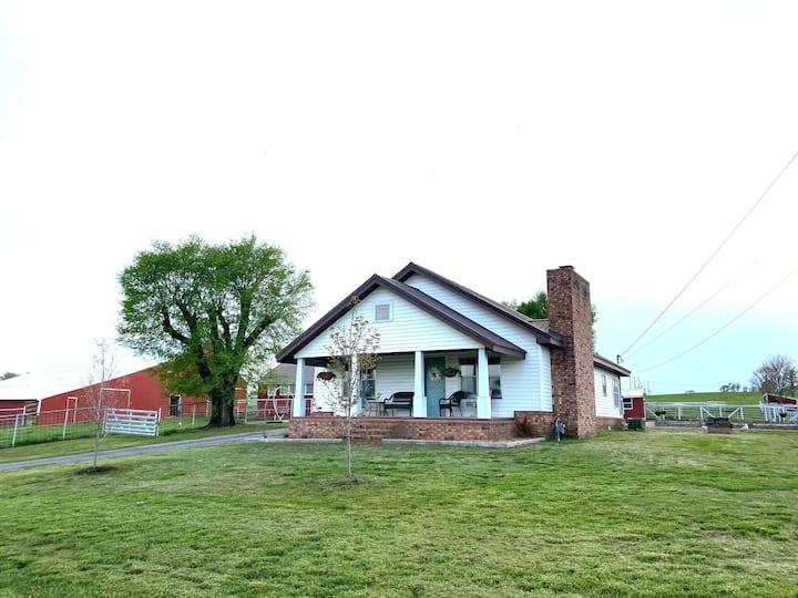 Parker Farm house