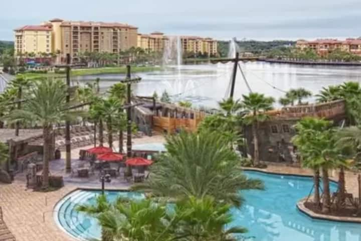 Bonnet Creek Resort Disney 2-BR Sleeps 8