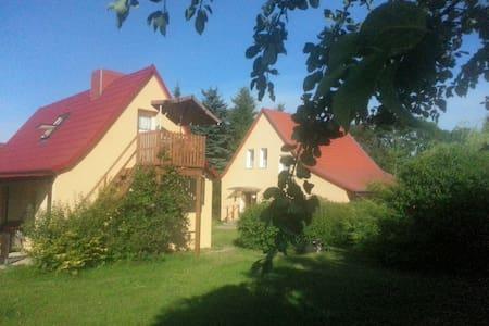 Komfortables Gästehaus Uckermark - Maison