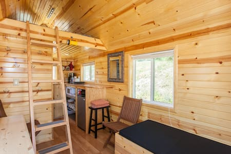 Imagine! A TINY HOUSE with TRAIL RIDING n Paradise - Fallbrook