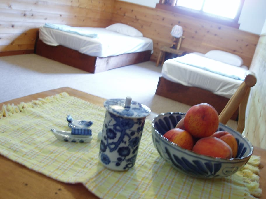 Find an old time japanese welcome bed and breakfasts for Bed and breakfast tokyo