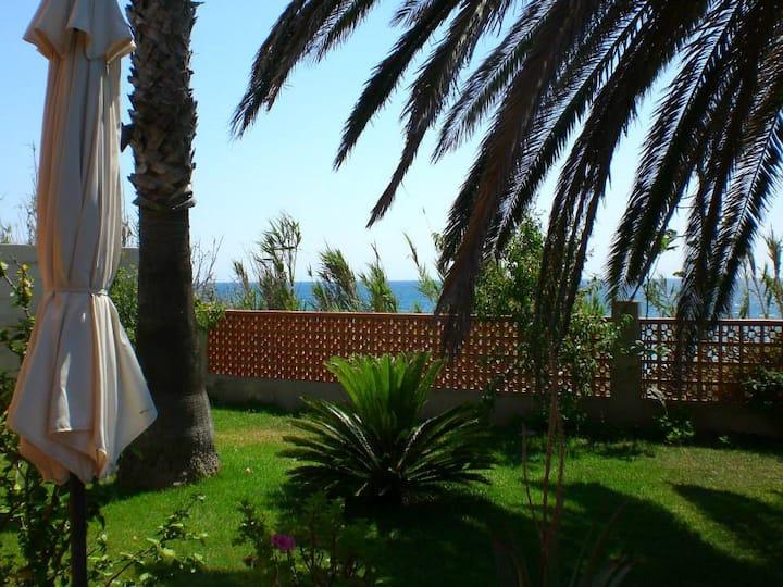 Have a getaway break overlooking the Mediterranean