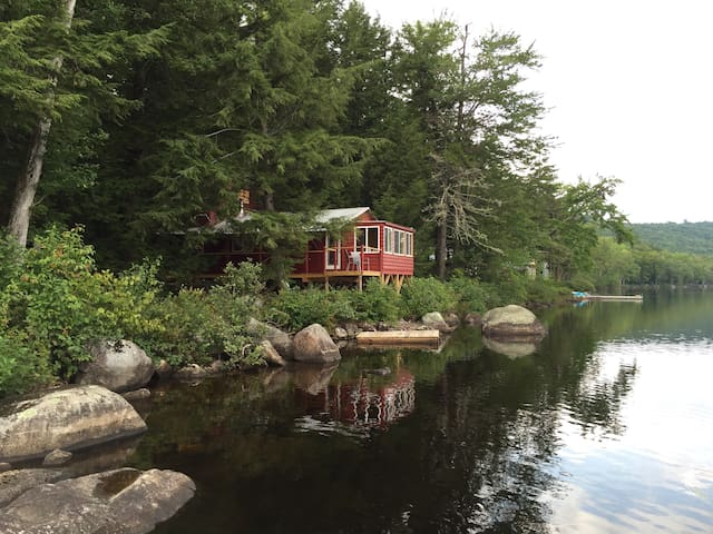Western Maine Retreat - New Portland