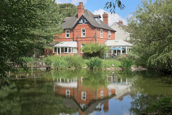 B&B in Woodhall Spa: Double room - Woodhall Spa - Bed & Breakfast