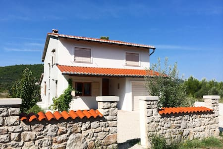 Beautiful House close to the Beach - Pašman