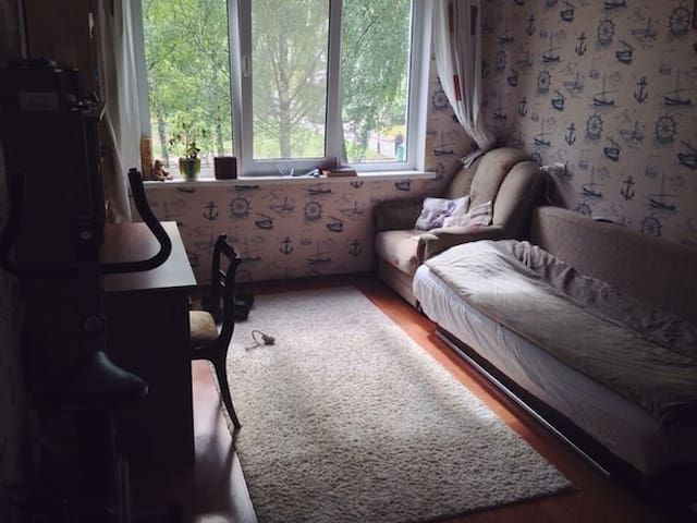 Уютная комната в Новополоцке