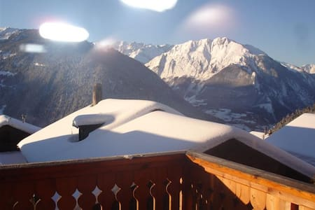 Chalet Verbier , 7 persons, view - 巴涅