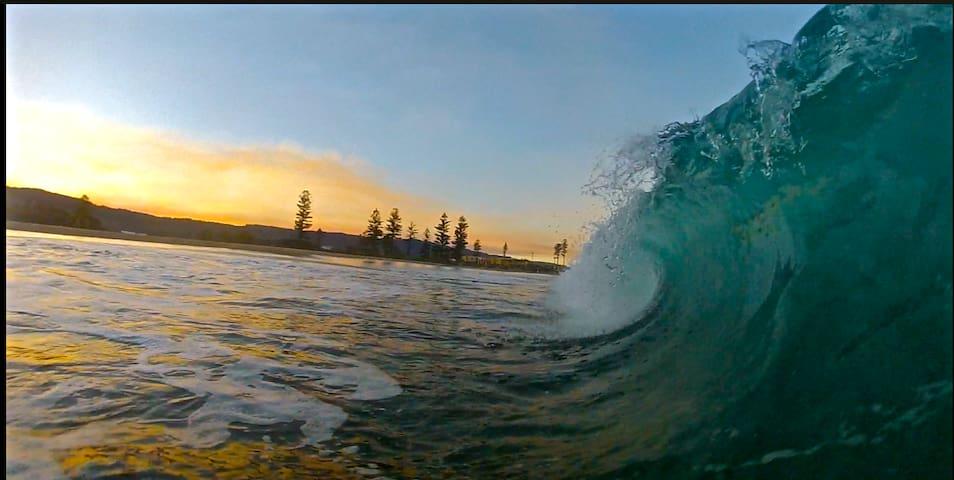 Beach Break all year round