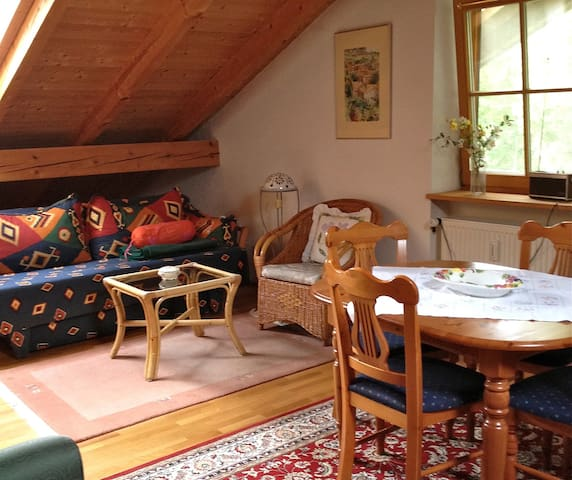 Cosy place close to the Chiemsee - Samerberg - Διαμέρισμα