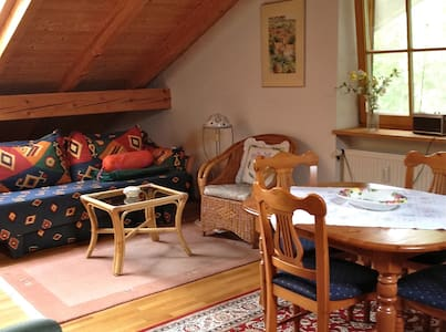Cosy place close to the Chiemsee - Samerberg - Apartmen