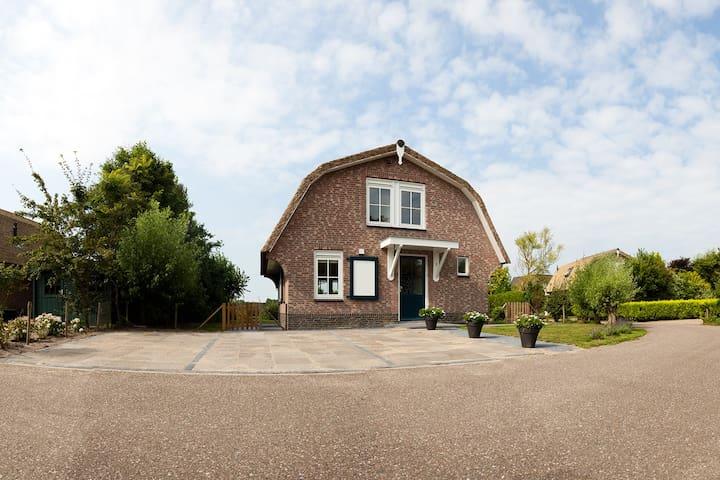 Holiday home in Noordwijk aan Zee - Noordwijk - Cabaña