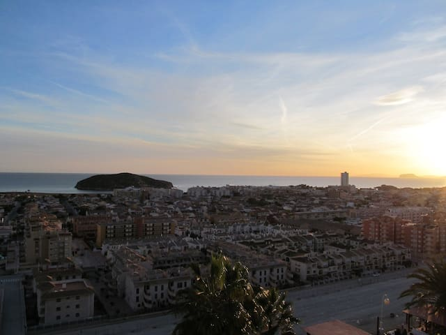 Luxury Apartment with great view - Mazarrón - Apartment