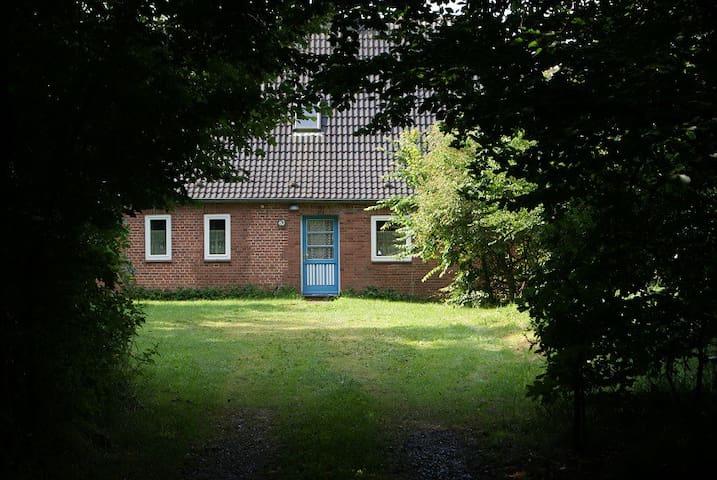 Alte Schule - Niebüll - Haus