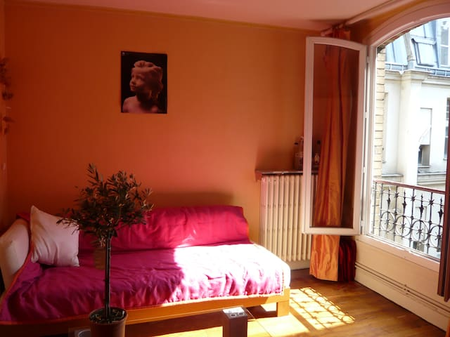 Paris center, charming private room