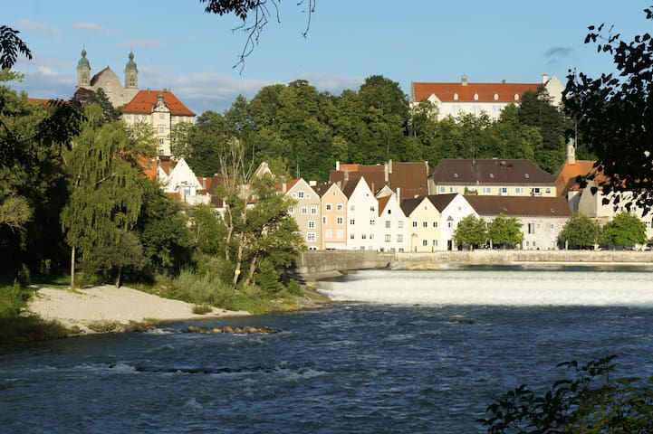 Romantisches Landsberg nah bei MUC - Landsberg am Lech - บ้าน
