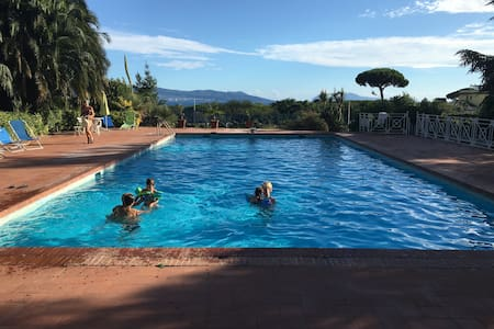 Villa Viuli - Appartamento Ginestra