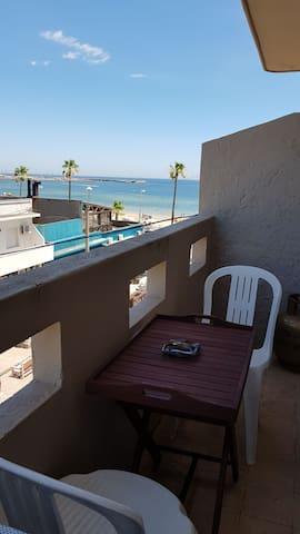 Apartamento a metros de la playa