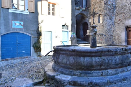 charming B'n'B in medieval city 30 min from ski! - Albertville